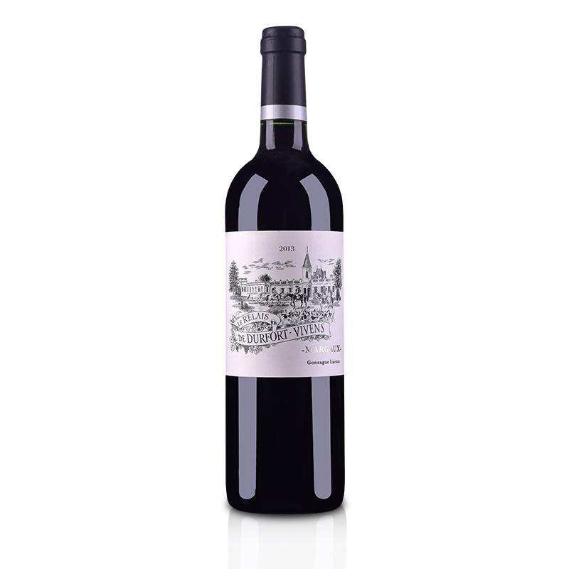 (列级庄·名庄·副牌)杜霍城堡2013干红葡萄酒750ml