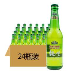 燕京啤酒 10度纯生 330ml(24瓶装)