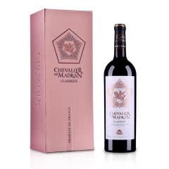 法国梦特骑士经典干红葡萄酒750ml