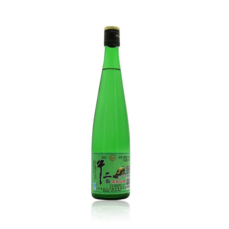 42° 牛二犇原浆白酒480ml(1瓶装)