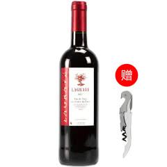 法国红酒法国(原瓶进口)醇酿干红葡萄酒单支750ml