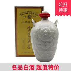 【京东配送】58°台湾高粱酒宝岛茗窖一公升1000ml