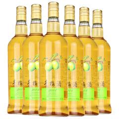 丰收 果酒甜酒 青梅酒葡萄酒 低度果酒女士酒 700mL*6瓶 整箱