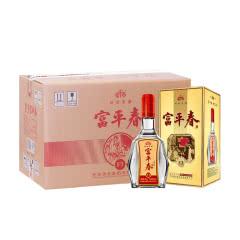 45度富平春F3浓香型白酒500ml(6瓶装)