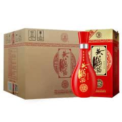 黄鹤楼酒 生态原浆12 42度 500ml*6瓶 箱装 兼香型白酒