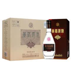 53°黄鹤楼酒 H9 清香型酒 国产白酒500ml(6瓶装)
