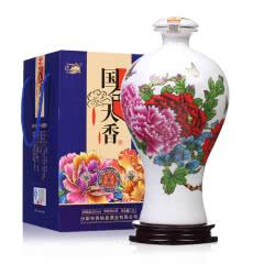 山西汾酒杏花村产地 53º国色天香清型香白酒1500ml*1坛