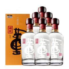 整箱6瓶董酒国密54度500ml董香型高度贵州白酒粮食固态百草入曲