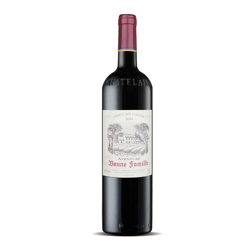 法国进口拉斐干红葡萄酒波尔多红酒原装进口单只装750ml进口红酒