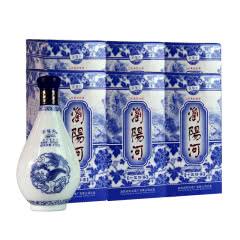 52°浏阳河白酒 十里醇香475ml*6瓶整箱