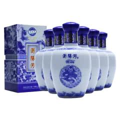 52°浏阳河珍品30年浓香型白酒475ml*6瓶装