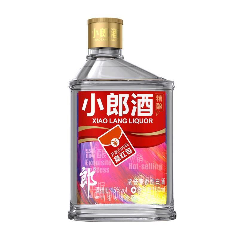 45°郎酒小郎酒精酿版100ml