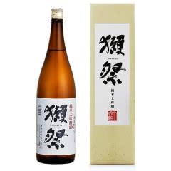 【进口日本清酒】16°獭祭50纯米大吟酿1.8L 獭祭精碾五割