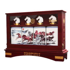 52°杜康酒 成功之源 马到成功珍藏酒礼盒(500ml*4)