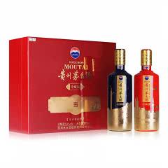 53° 茅台 圆梦中国 999ml*2瓶 (双瓶礼盒装)