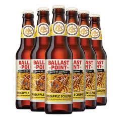 美国进口精酿啤酒 巴乐丝平/岬角凤梨杜父鱼IPA啤酒 果味啤酒 355ml*6瓶