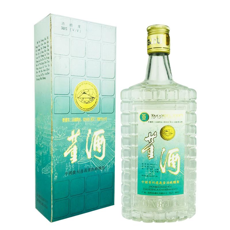 老酒 38° 董酒500ml(1993年)