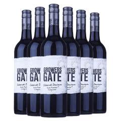 澳大利亚守望堡赤霞珠葡萄酒750ml*6整箱装