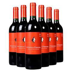 澳大利亚进口 小企鹅西拉红葡萄酒750ml*6整箱装