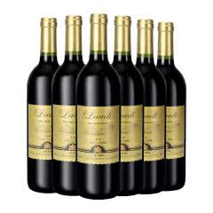 法国原酒进口罗蒂欧柏特红酒干红葡萄酒750ML*6支整箱装