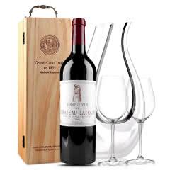 拉图庄园红葡萄酒 拉图古堡 法国原瓶进口红酒   2006年 正牌  单支 750ml