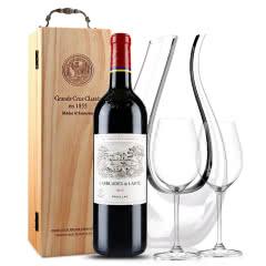 法国1855列级酒庄 拉菲副牌 拉菲珍宝干红葡萄酒 小拉菲 2014年  单支 750ml