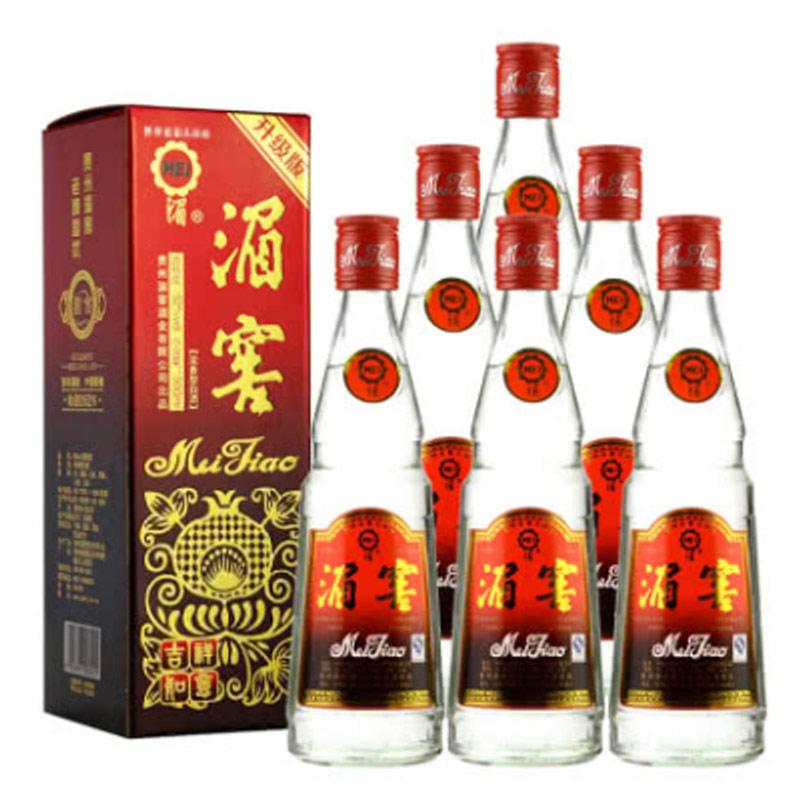 52°贵州老湄窖 升级版 500ml(6瓶装)