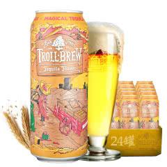 德国进口啤酒艾斯宝龙舌兰啤酒精酿啤酒500ml(24听装)