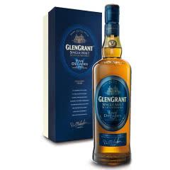 46°英国格兰冠GLEN GRANT 单一麦芽苏格兰威士忌50周年 原装进口700ml