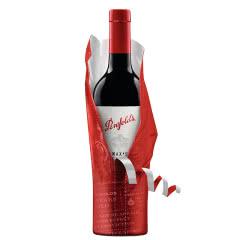 14.5°澳大利亚奔富麦克斯max's西拉赤霞珠干红葡萄酒750ml