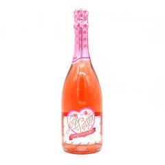 心语甜桃红气泡酒 低醇葡萄酒 女神喜爱甜酒 单瓶装