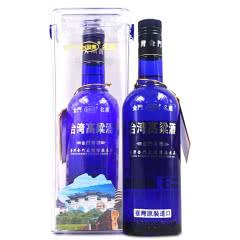 【原装进口】台湾高粱酒48度500ml 金门清香型 粮食白酒 礼盒装