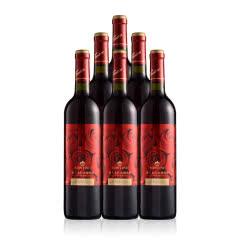 7°通天柔红山葡萄酒750ml(6瓶装)