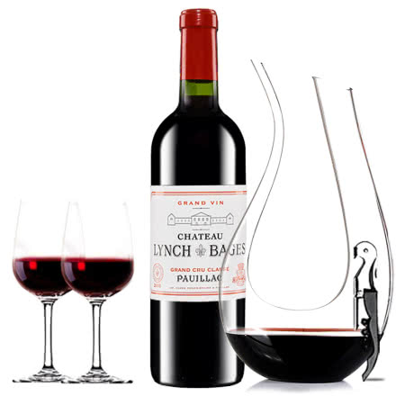 (列级庄·名庄·正牌)法国原瓶进口靓茨伯酒庄2010干红葡萄酒750ml