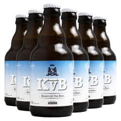 比利时进口精酿  布雷帝国白啤酒 Keizerrijk van Bree 330ml*6瓶