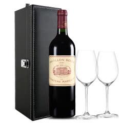 玛歌副牌/玛歌红亭干红葡萄酒 法国原瓶进口红酒 2007年 副牌 750ml