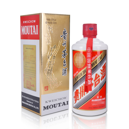 53° 贵州茅台酒(百年金奖传奇 )2015年 500ml 酱香型白酒