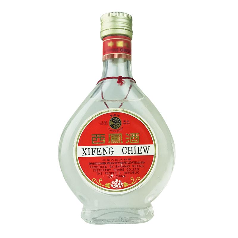 老酒 45°西凤酒200ml(2000年)