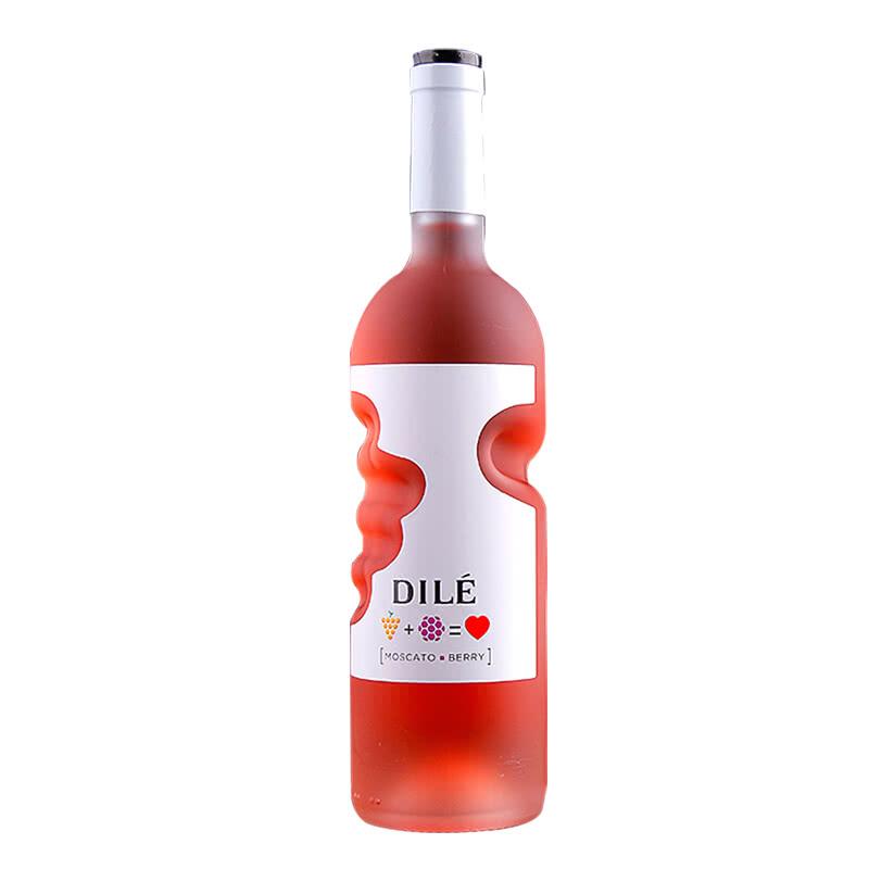 意大利天使之手桃红葡萄酒莫斯卡托甜酒起泡酒配制酒单支750ml