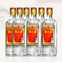 53°五粮液(股份)永不分梨职工酒500ml(6瓶装)