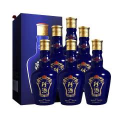 53°珍酒珍八 贵州酱香型白酒礼盒装 易地茅台酒 固态纯粮 500ml*6瓶
