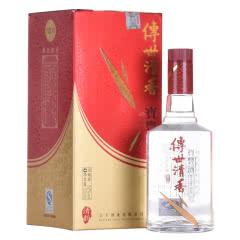 【老酒收藏酒】52°宝丰酒 (传世清香)500ml(2011年)