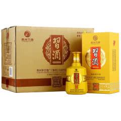 53°茅台集团习酒金典酱香型白酒500ml(6瓶装)