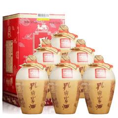 52°孔府家酒新陶750ml(6瓶装)
