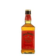 35°杰克丹尼火焰力娇酒调配型威士忌700ml