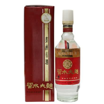 【老酒特卖】55°习水大曲 500ml(90年代初期)收藏老酒