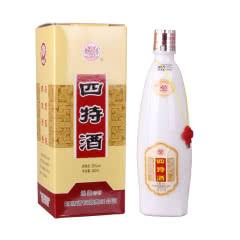 50度四特酒黄瓷特香型白酒460ml