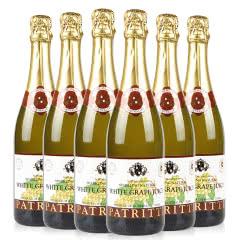澳大利亚派瑞蒂无醇气泡酒 750ml白葡萄汁6瓶/箱