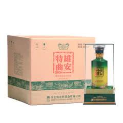 52°雄安特曲纪念酒500mL(4瓶装)
