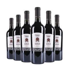 中国长城华夏大酒窖高级精选赤霞珠干红葡萄酒酒750ml(6瓶装)